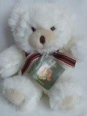 Adorable Big 'Harrods' Collectable Plush Teddy Bear BNWT